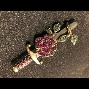 HD decorative pin